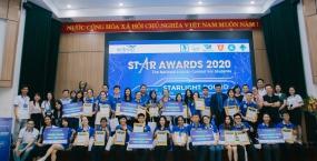 Chung kết Cuộc thi tiếng Anh trong sinh viên - Star Awards 2020 khu vực Đà Nẵng