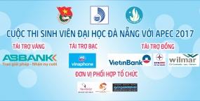Cuộc thi lớn của sinh viên Đại học Đà Nẵng chào mừng APEC 2017