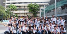 Sinh viên Đại học Bách khoa – Đại học Đà Nẵng tham gia dự án TFI SCALE với trường Singapore Polytechnic
