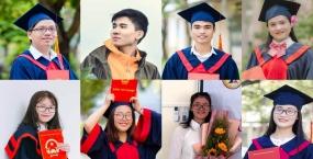 Chân dung 8 sinh viên đạt thành tích Xuất sắc tốt nghiệp khóa 15 Trường Đại học Sư phạm – ĐH Đà Nẵng