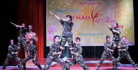 Chung kết cuộc thi Tự hào Việt Nam năm 2018