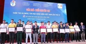 Xuất sắc tại Olympic Tin học Toàn quốc và Kỳ thi lập trình Châu Á-2018, Trường Đại học Bách khoa-ĐHĐN vinh dự đăng cai OLP-2019