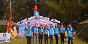 Hội Sinh viên Đại Học Đà Nẵng tham gia chương trình