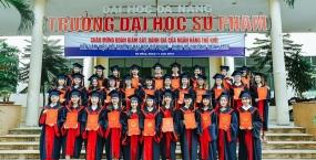 Tập thể Sinh viên 5 tốt cấp Trung ương năm 2018