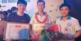 Sinh viên ĐH Sư phạm Kỹ thuật - ĐH Đà Nẵng: Khẳng định trí tuệ qua các sản phẩm nghiên cứu khoa học