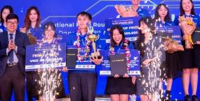 Sinh viên Đại học Đà Nẵng đạt giải Quán quân Cuộc thi Tiếng Anh trong sinh viên-Star Awards 2020