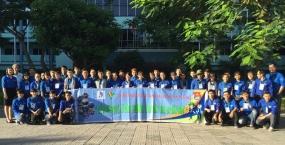 Đoàn Thanh niên Cơ quan Đại học Đà Nẵng: Ra quân Chiến dịch Mùa hè xanh 2017