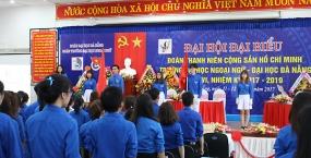 Đại hội Đại biểu Đoàn Thanh niên Cộng sản Hồ Chí Minh trường Đại học Ngoại ngữ - Đại học Đà Nẵng khóa VI, nhiệm kỳ 2017-2019