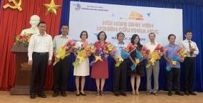 Hội nghị Sinh viên Nghiên cứu Khoa học năm 2019
