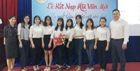 Sinh viên Sư phạm - ĐH Đà Nẵng giữ gìn nét đẹp chữ quốc ngữ