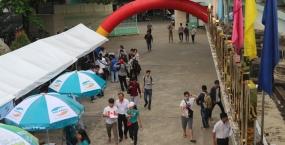 Trường Đại học Sư phạm Kỹ thuật tưng bừng Chào đón Tân sinh viên Khóa 2018 nhập học