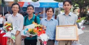 IT Talent 2017 gọi tên nhà Vô địch BKDN1