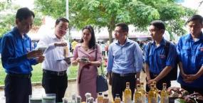 Đại học Đà Nẵng đạt nhiều giải thưởng cao trong Ngày hội 'Kết nối ý tưởng sáng tạo – khởi nghiệp' 2019 - do Thành Đoàn Đà Nẵng phối hợp Sở Khoa học & Công nghệ TP tổ chức