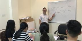 Đà Nẵng cuối tuần Lớp học thêm của thầy Mỹ
