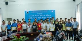 Sinh viên Bách khoa với biển đảo Tổ quốc năm 2017