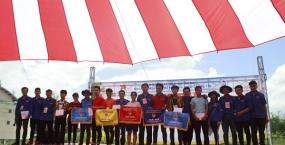 Hội trại Lửa truyền thống- Thắp tương lai - Chào đón Tân sinh viên 2017