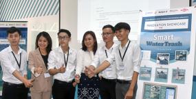 Sinh viên Trường Đại học Bách khoa-Đại học Đà Nẵng đạt giải Bảo vệ xuất sắc nhất tại Cuộc thi Đổi mới sáng tạo kỹ thuật eProjects-2020
