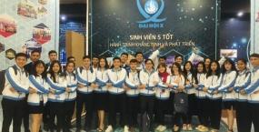 Đoàn đại biểu Hội sinh viên Đại học Đà Nẵng: Bản lĩnh, sáng tạo, tình nguyện, hội nhập tại Đại hội Hội sinh viên Toàn quốc lần thứ X