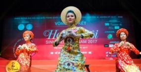 2 nữ sinh Đại học Đà Nẵng lọt vào vòng chung kết Cuộc thi Hoa khôi Sinh viên Việt Nam 2017