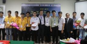 Viện Công nghệ Quốc tế Đại học Đà Nẵng tổ chức Chung kết và trao giải Cuộc thi Smart Campus 2019: Tôn vinh ý tưởng, giải pháp 4.0 góp phần xây dựng đại học thông minh
