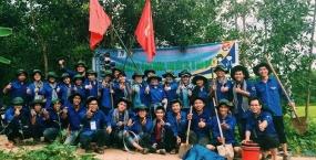 Chiến dịch HSSV Tình nguyện hè Cơ quan ĐHĐN năm 2017: Nhật ký trái tim