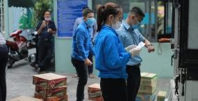 Tuổi trẻ Đại học Đà Nẵng: Những tấm lòng vàng giữa tâm dịch