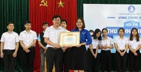 """Sinh viên Đại học Đà Nẵng đạt Giải Nhất """"Thủ lĩnh Sinh viên"""" cấp thành phố năm 2020: Luôn nỗ lực để làm mới và hoàn thiện chính mình"""