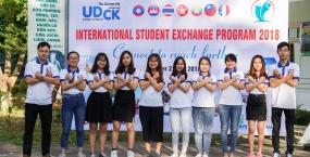 INTERNATIONAL STUDENT EXCHANGE PROGRAM 2018 - SINH VIÊN KINH TẾ ĐÃ LƯU GIỮ NHỮNG ẤN TƯỢNG TỐT ĐẸP TRONG TUẦN LỄ GIAO LƯU SINH VIÊN QUỐC TẾ NĂM 2018