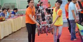 Chàng sinh viên Bách khoa đam mê sáng chế