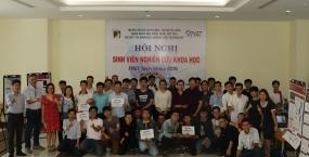 Khoa Khoa học Công nghệ Tiên tiến tổ chức Hội nghị Sinh viên nghiên cứu khoa học năm 2019 (FAST Tech Show 2019)