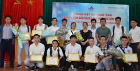 Sinh viên Đại học Đà Nẵng đạt 10/11 giải thưởng trong Cuộc thi Sinh viên nghiên cứu khoa học thành phố Đà Nẵng năm 2018