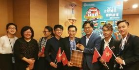 Chủ tịch Hội Sinh viên Đại học Đà Nẵng làm trưởng đoàn đại biểu thanh niên Việt Nam tham dự Diễn đàn thanh niên toàn cầu