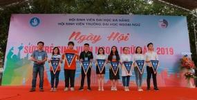"""Ngày hội """"Sức trẻ Sinh viên Ngoại ngữ năm 2019"""""""