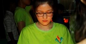 Tuổi trẻ trường Cao đẳng Công nghệ Thông tin thắp nến tri ân các anh hùng liệt sĩ nhân chiến dịch Tình nguyện hè năm 2017