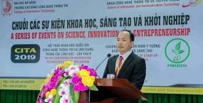 Chuỗi sự kiện khoa học và khởi nghiệp sáng tạo CITA-PISI 2019: Hứng khởi chuyển động cùng 4.0
