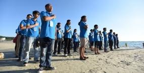 500 sinh viên cùng Chi Pu tham gia hành trình Sinh viên với biển đảo Tổ quốc