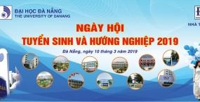 Đại học Đà Nẵng đã sẵn sàng  Ngày hội Tuyển sinh - Hướng nghiệp 2019