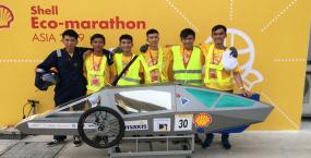 DUT_Gatech Team, trường Đại học Bách khoa – ĐHĐN, Top 10 vòng chung kết cuộc thi Shell Eco-marathon Aisa 2019 được tổ chức tại đường đua Sepang International Circuit, Malaysia