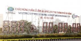 Đà Nẵng- Việt Nam chào đón APEC 2017