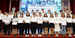 Sinh viên Trường ĐH Bách khoa - ĐHĐN đạt giải Nhất Chung kết Dự án Kỹ thuật phục vụ cộng đồng với giải pháp