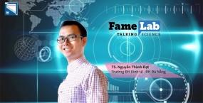 Tiến sĩ trẻ nhất Đại học Đà Nẵng vào Chung kết cuộc thi Tìm kiếm Đại sứ Truyền thông Khoa học