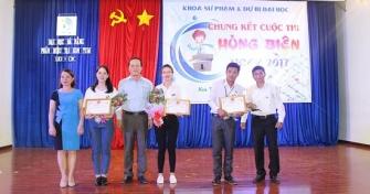 Tưng bừng đêm chung kết cuộc thi hùng biện - UDCK 2017
