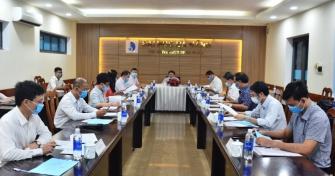 Đại học Đà Nẵng họp Hội đồng xét Giải thưởng Sinh viên nghiên cứu khoa học năm học 2019-2020