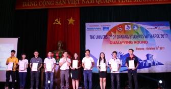 Sôi động vòng sơ loại cuộc thi Sinh viên Đại học Đà Nẵng với APEC 2017 - APEC YOUTH CHALLENGES 2017