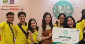 Đội tuyển sinh viên Trường ĐH Ngoại ngữ - ĐH Đà Nẵng đạt giải Nhất Chung kết E4US-2018
