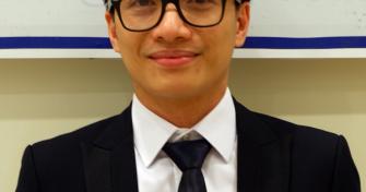 Anh Dương Minh Quân - Chủ tịch Hội SV ĐHĐN