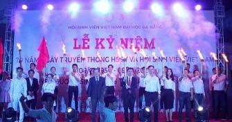 """Hội Sinh viên ĐHĐN tổ chức Lễ kỷ niệm 70 năm Ngày truyền thống Học sinh Sinh viên và tuyên dương """"Sinh viên 5 tốt"""""""