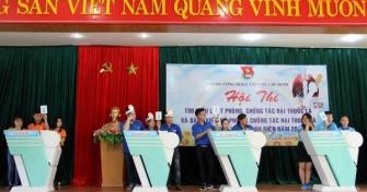 Thành Đoàn Đà Nẵng tổ chức Hội thi tìm hiểu Luật Phòng, chống tác hại thuốc lá năm 2018