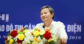 Ông Trần Đình Nhân - tân Tổng giám đốc của EVN.