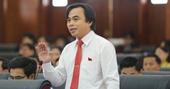 Bài viết của người thủ lĩnh đầy nhiệt huyết - TS.KTS Tô Văn Hùng - Giám đốc Sở tài nguyên và môi trường - Nguyên Bí thư Đoàn TNCS HCM ĐHĐN